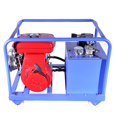 Petrol Driven Engine