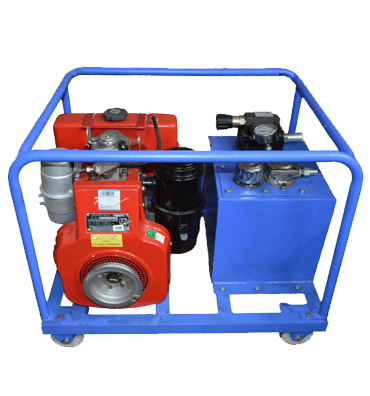 Diesel Driven Engine