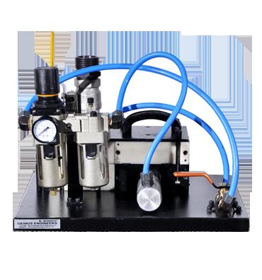 Pneumatic Blowing Machine
